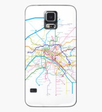Paris Metro Case/Skin for Samsung Galaxy