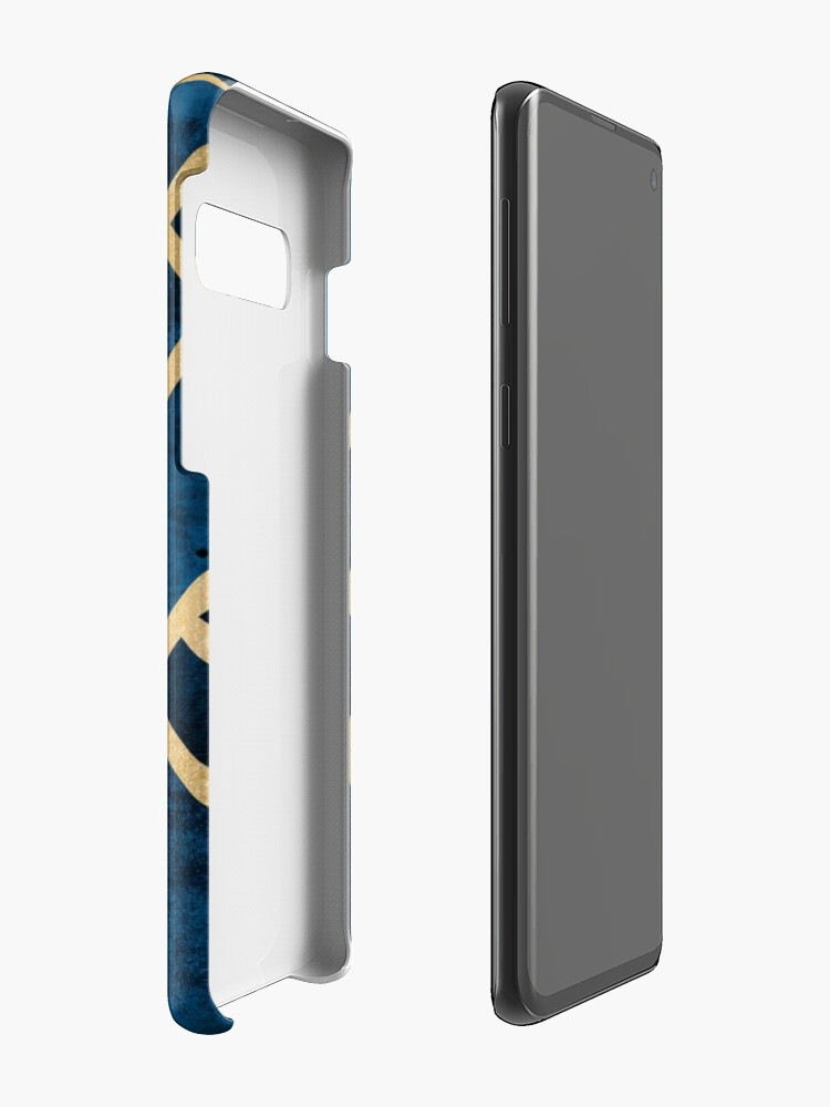 Alternate view of Art Deco Midnight Cases & Skins for Samsung Galaxy