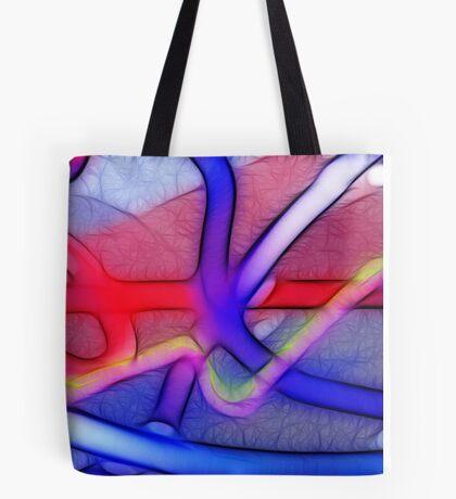 Relativity of my own feelings Tote Bag