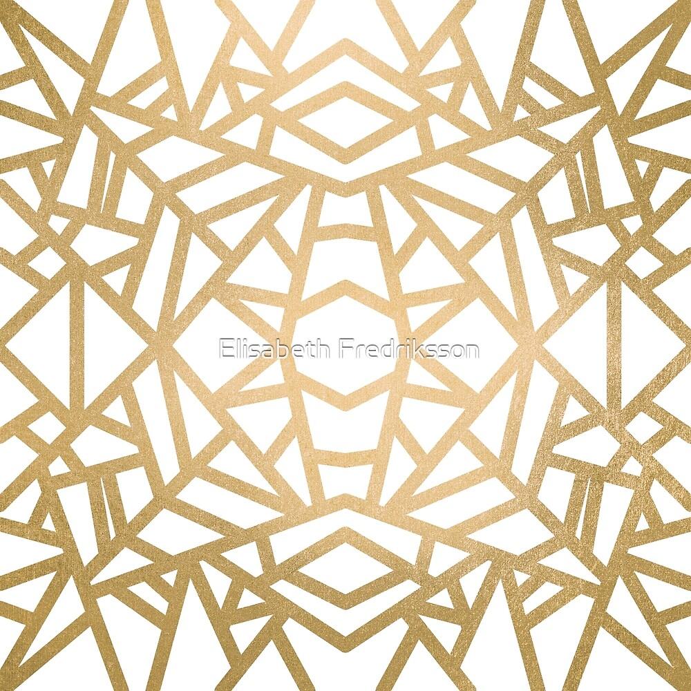 Gold Sun by Elisabeth Fredriksson