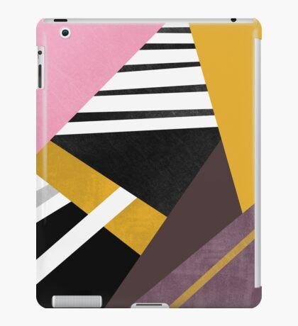 Graphic Combination  iPad Case/Skin