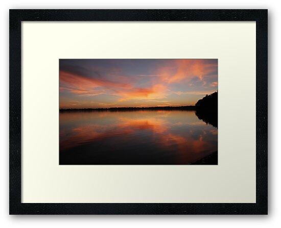 Beautiful Sunset by Gary Horner
