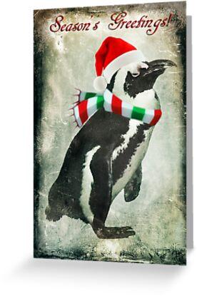 Penguin Greetings! by KBritt