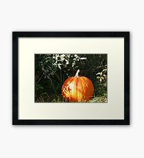 Season of Harvest 4 Framed Print