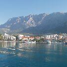 Makarska, Croatia by SkiCC