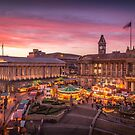 Christmas in Birmingham and the German Markets by RossJukesPhoto