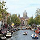 Amsterdam, The Netherlands by Jekusha
