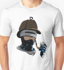 Robo Holmes (Full Color) Unisex T-Shirt