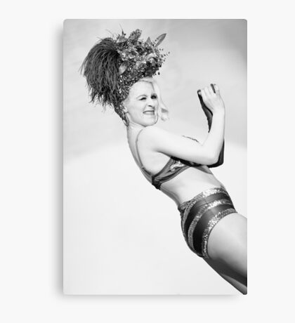 Burlesque 1 Canvas Print