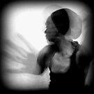 Self Portrait Movement #4 by blackalbino