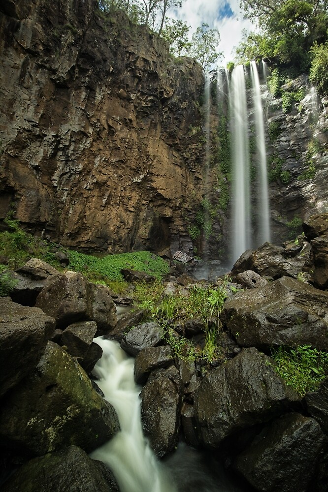 Queen Mary Falls by Kristin Repsher