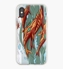 Aquamarine Revenge iPhone Case