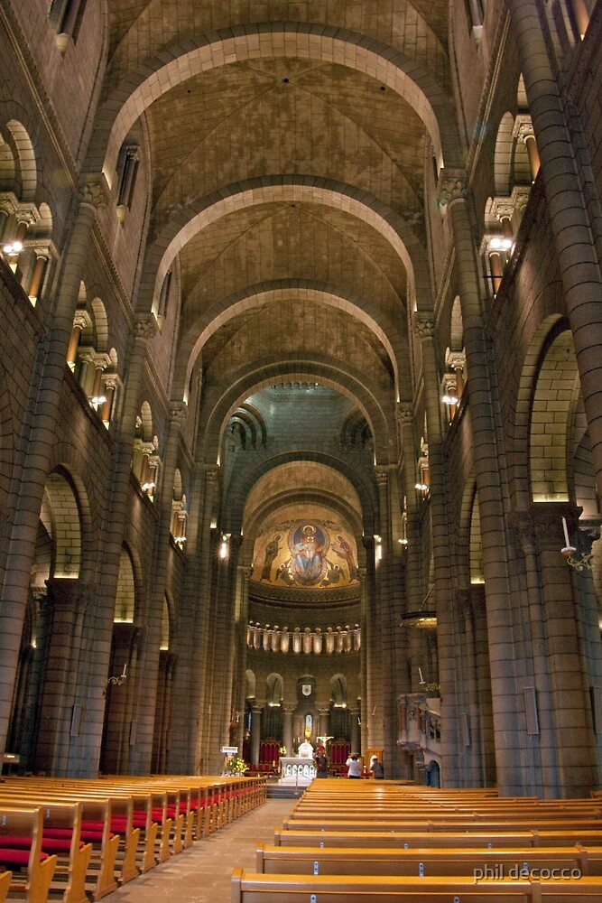 St. Nicholas Cathedral by phil decocco