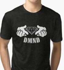 Diamond Hands DMND Tri-blend T-Shirt