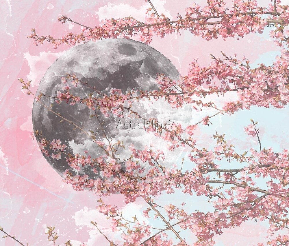 Spring Moon by AstraBlink7