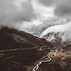 Somewhere in Switzerland by Tomáš Hudolin