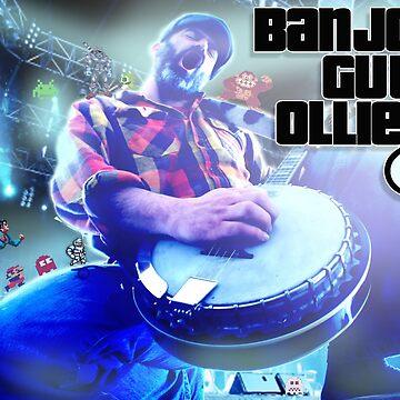 Banjo Guy Ollie by olonguet