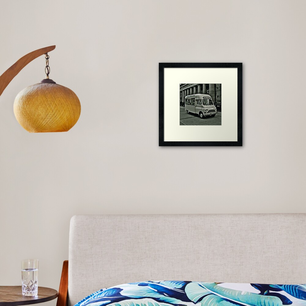 Tastee Maid Framed Art Print