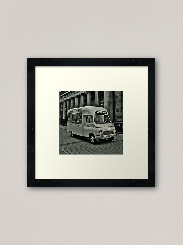 Alternate view of Tastee Maid Framed Art Print