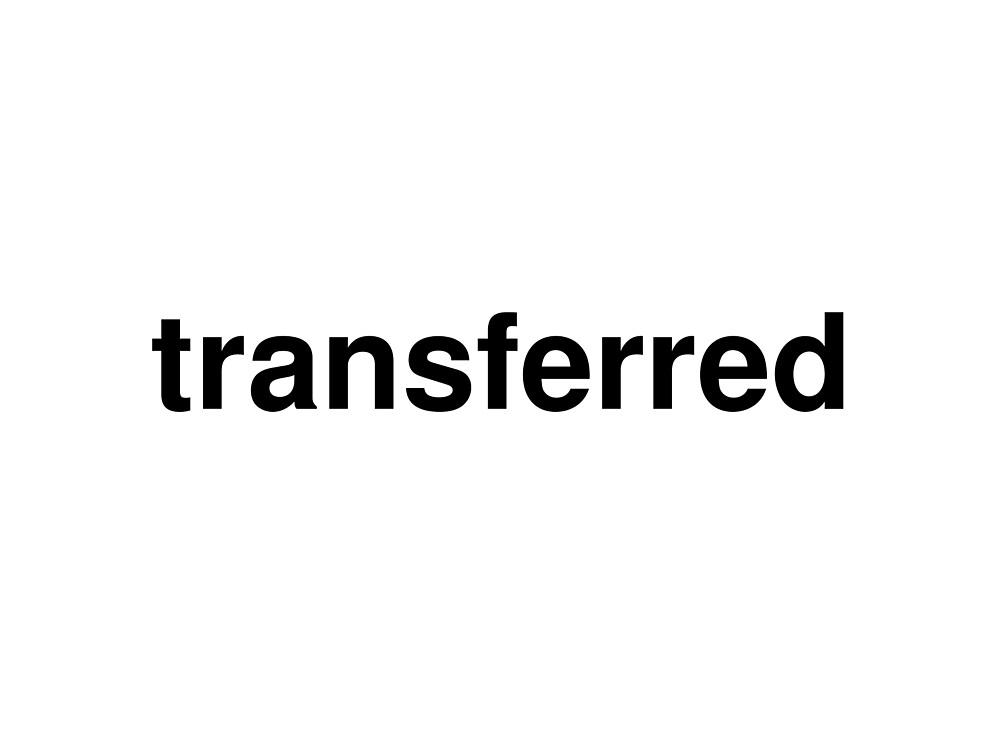 transferred by ninov94