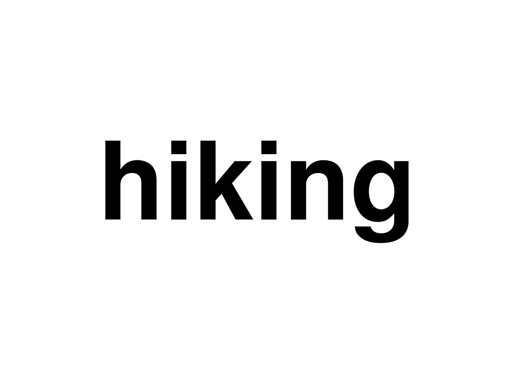 hiking by ninov94
