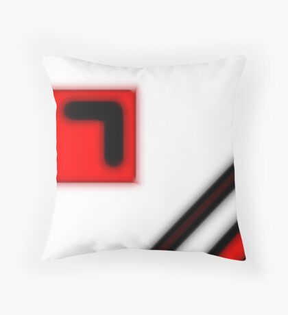 RBW Throw Pillow