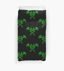 Path Of The Dragon Duvet Cover