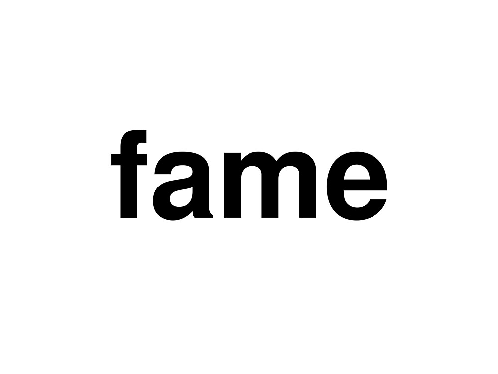 fame by ninov94