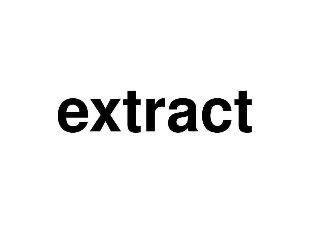 extract by ninov94