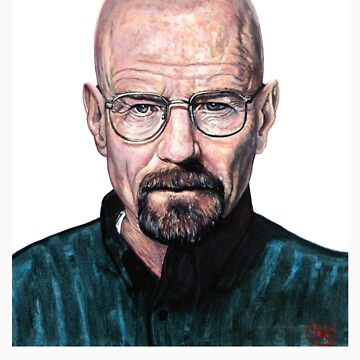 Walter White by donnaroderick
