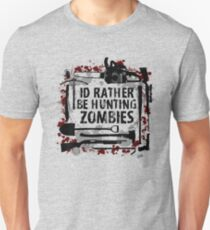 Hunting Zombies T-Shirt