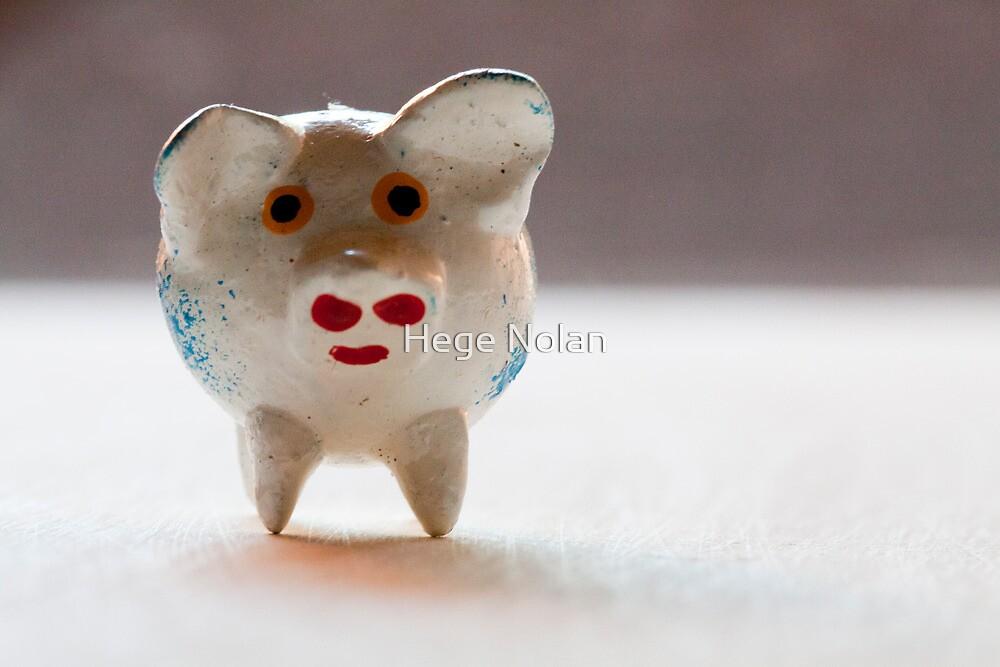 oink by Hege Nolan