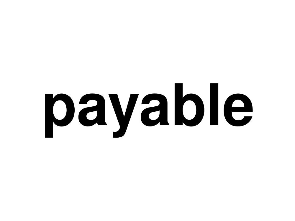 payable by ninov94