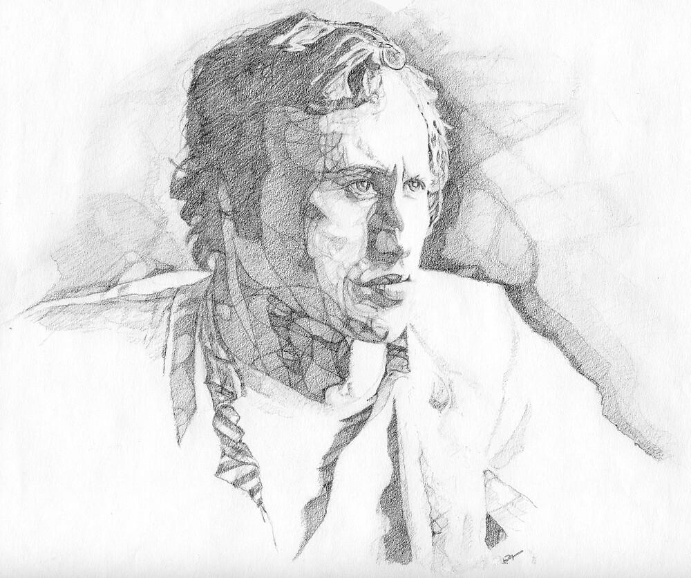 Young Man by Karen Clark