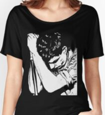 Ian Curtis 2 Women's Relaxed Fit T-Shirt