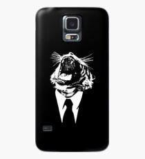 reservoir tiger : black tee edition Hülle & Klebefolie für Samsung Galaxy