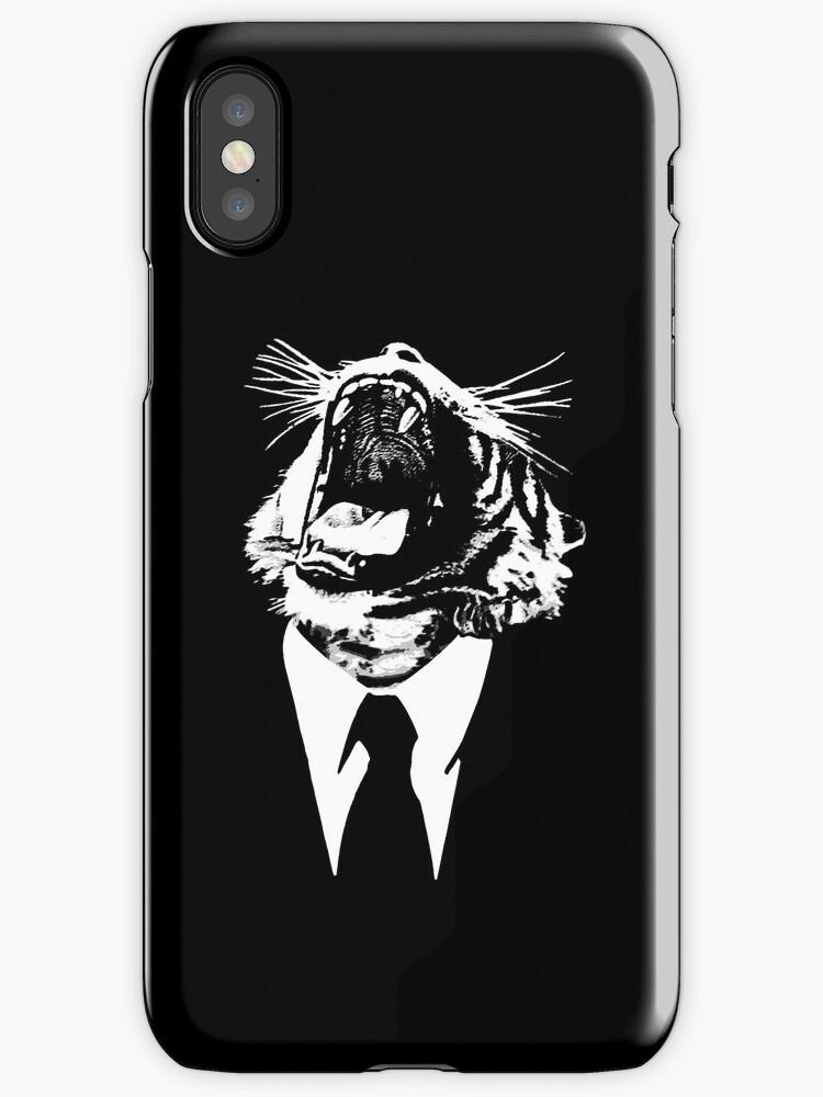 reservoir tiger : black tee edition by sjem ©