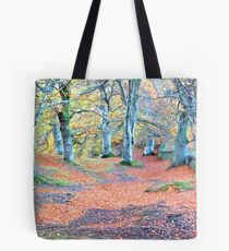 beech wood Tote Bag