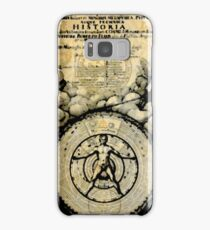 Historia Metaphysica Samsung Galaxy Case/Skin