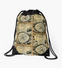 Historia Metaphysica Drawstring Bag