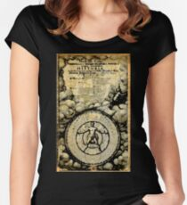 Historia Metaphysica Women's Fitted Scoop T-Shirt