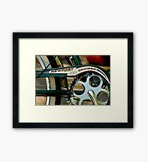 Newport Cruiser Framed Print