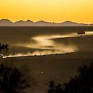 Desert Dust by AJM Photography