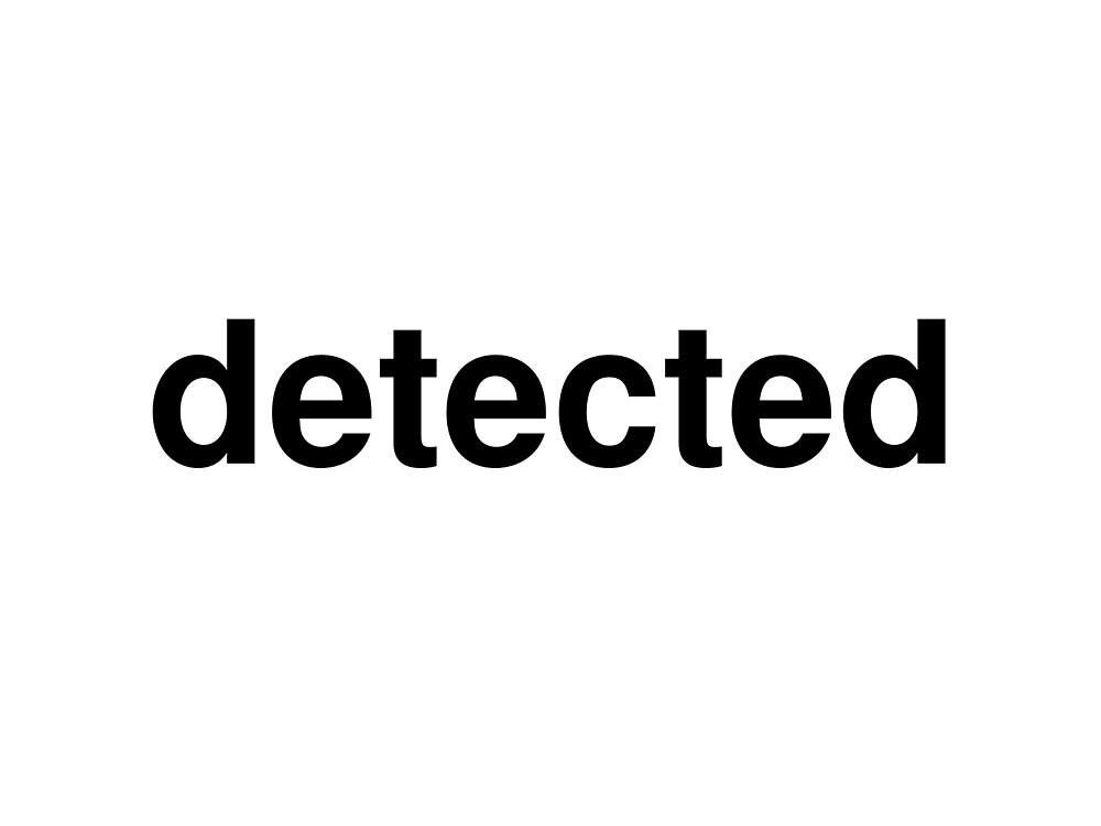 detected by ninov94