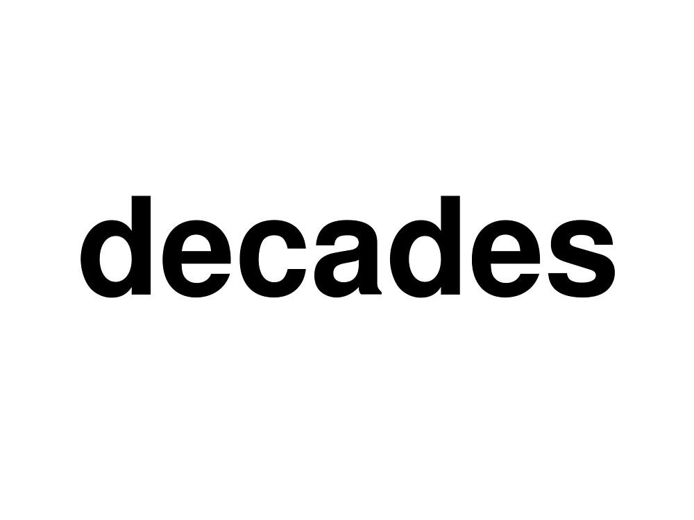 decades by ninov94