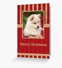 Christmas Card No 12 Greeting Card