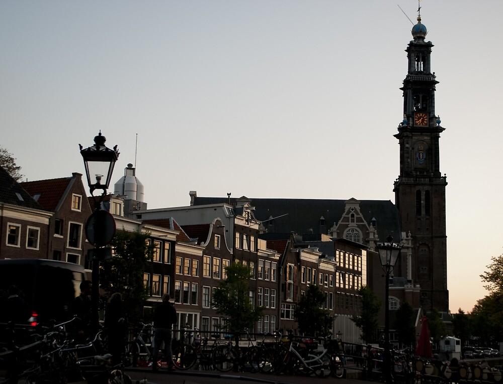 Amsterdam City by soulintrip