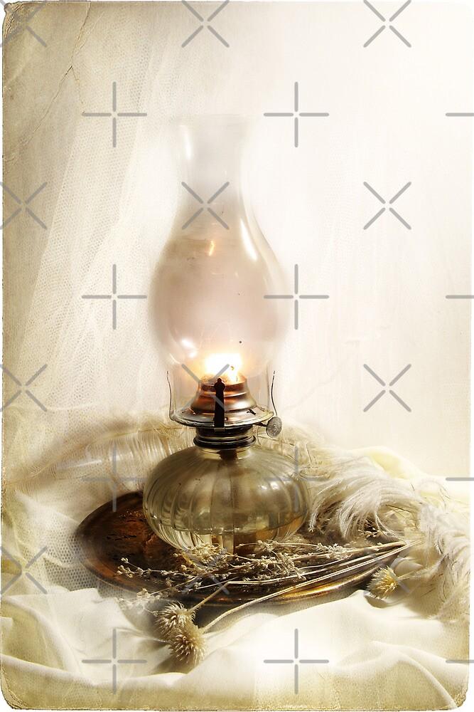 The Lamp by EbyArts