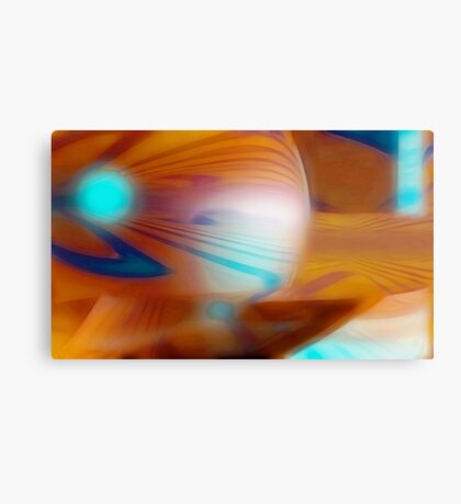 Agua Bendita Canvas Print