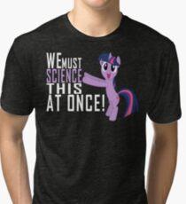 Science Tri-blend T-Shirt
